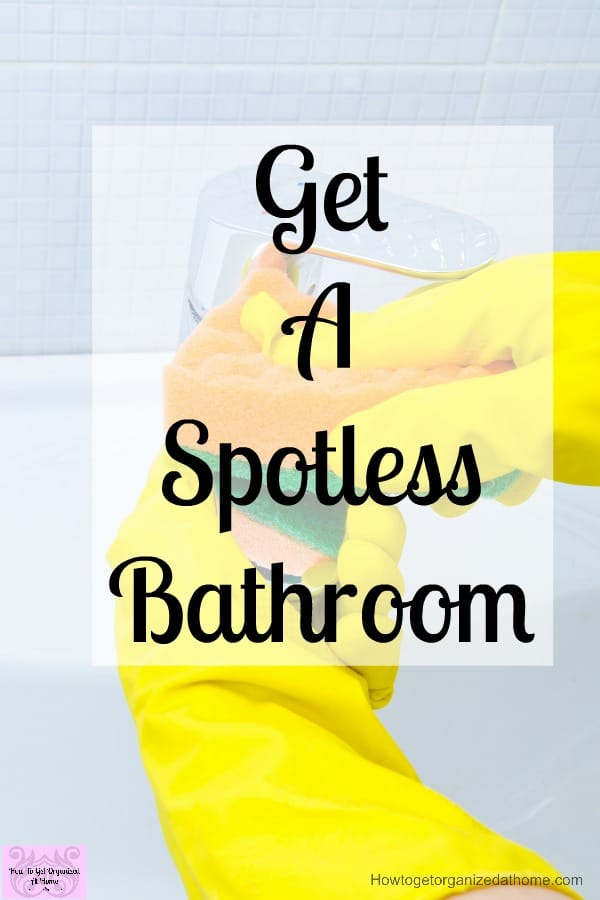 Do you want tips and tricks to help keep your bathroom spotless? Have a clean and smell free bathroom!
