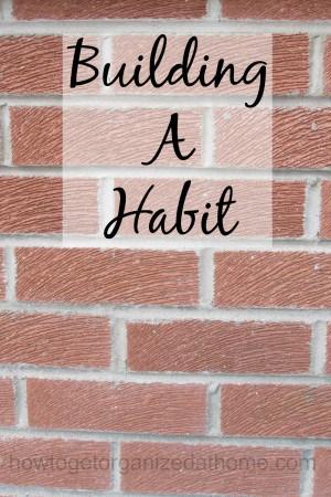 Habit Building