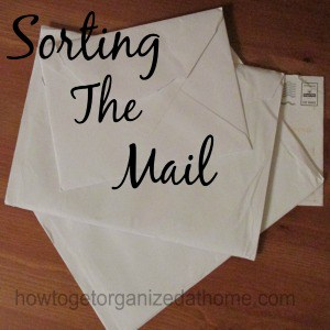 Sorting The Mail