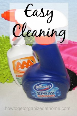 3 Ways To Easy Cleaning