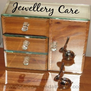 Care For Your Jewellery