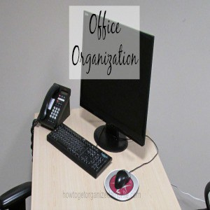 How To Implement Office Organization