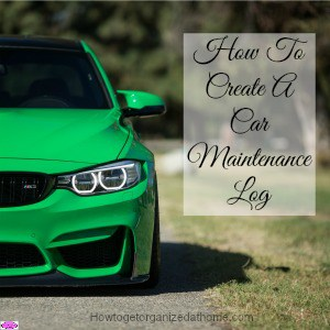 Keeping your car fit and healthy can seem like an uphill struggle, but if you are prepared and keep a car maintenance plan it can save you time.