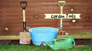 5 Must Have Garden Tools