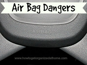 The Dangers Of Air Bags