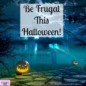 How To Have A Frugal Halloween