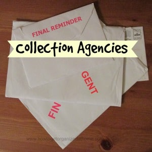 Collection Agency: Company Tactics