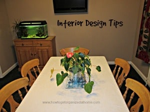5 Tips For Improving The Interior Design Of Your Home