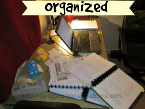 Why I failed At Being Organized
