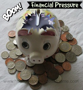 Are You Dealing With Financial pressure