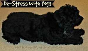 De-stress With Yoga