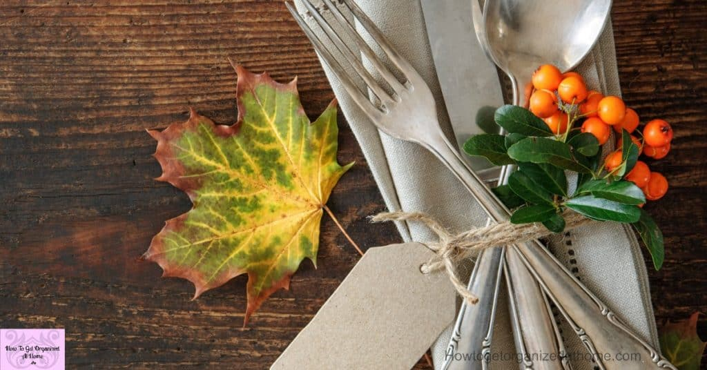 Create your Thanksgiving shopping list and start planning for the big day!