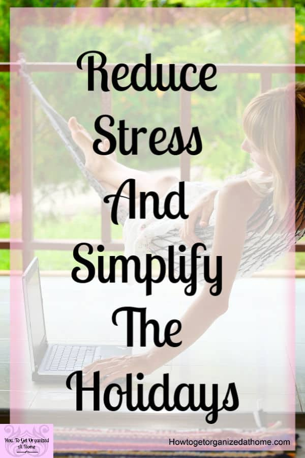 Put your mental health first! Think about ways to find relief from holiday stress! Come up with simple strategies to help relieve the holiday overwhelm and make it an enjoyable experience for everyone!