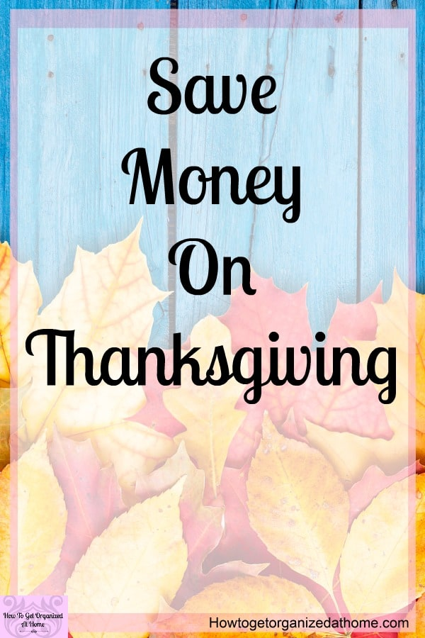 When it comes to Thanksgiving on a budget it's not that difficult if you plan! Take the time to work on your Thanksgiving budget and it will give you time to come up with great family saving ideas! Click the link to see the suggestions I make!