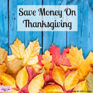 Simple Ways To Save Money On Thanksgiving