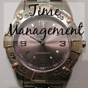 Making Positive Time Management Changes
