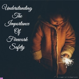 Firework safety is important, talking to children about the dangers of fireworks and how to act around them is key to a successful bonfire night.