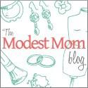 modest mom