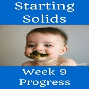 starting solids