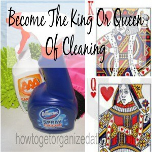 Become The King Or Queen Of Cleaning