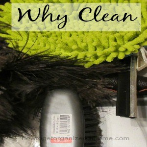 Why Clean