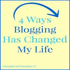 4 Ways Blogging Has Changed My Life