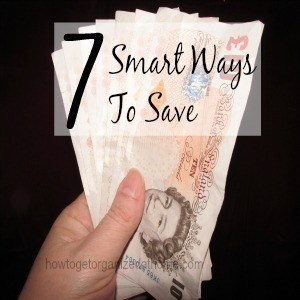 7 Smart Ways To Save