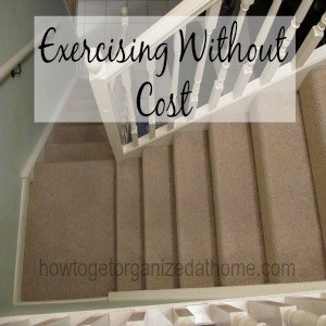 Exercising Without Cost