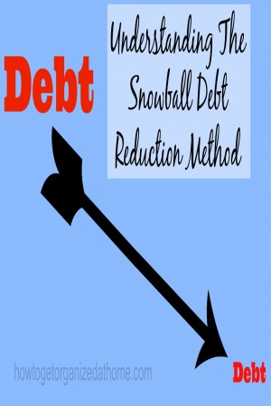 Reducing your debt is important, it can give you more freedom with your own money, the snowball debt method is a reduction plan.