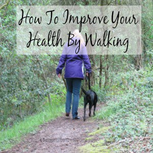 How To Improve Your Health By Walking