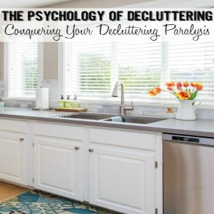 The Psychology Of Decluttering