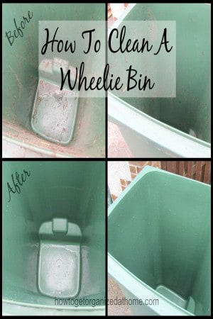 It is important to regularly clean your wheelie bin, it can reduce the smell as well as prevent flies and vermin setting up home in the bottom of your bin.