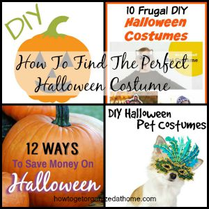 How To Find The Perfect Halloween Costume