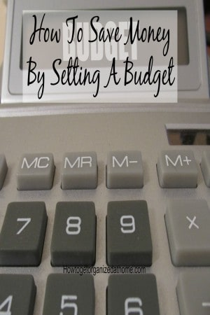 It is possible to save money by setting a budget, it isn't restrictive but freeing by being in control of your finances and knowing where your money goes!