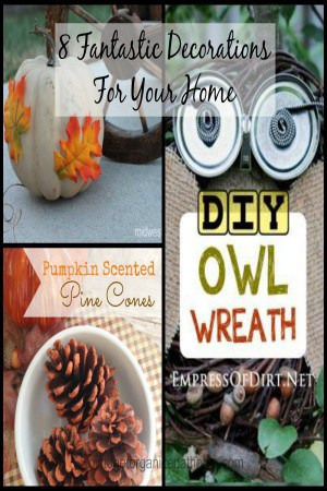 8 Fantastic Decorations For Your Home