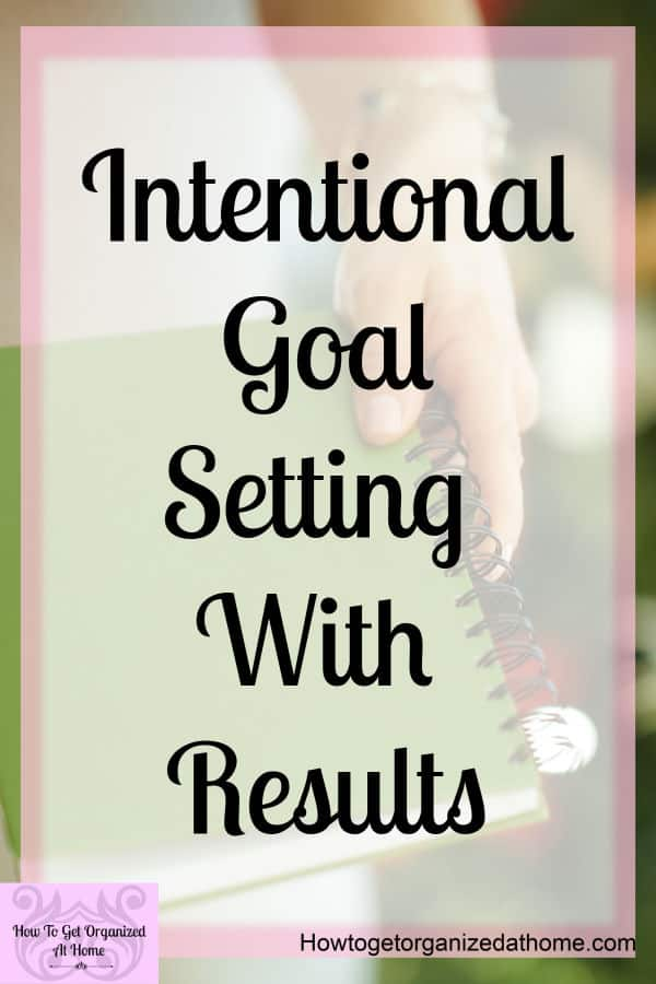 Get intentional with your goals, set a simple plan and follow through! Goal setting and following through will mean your dreams will come true! Find my simple 3 step plan for achieving your goals this year!