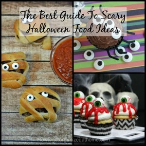 The Best Guide To Scary Halloween Food Ideas