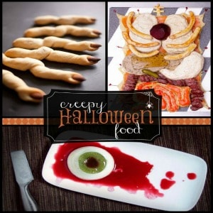 The Creepiest Halloween Food Ever!