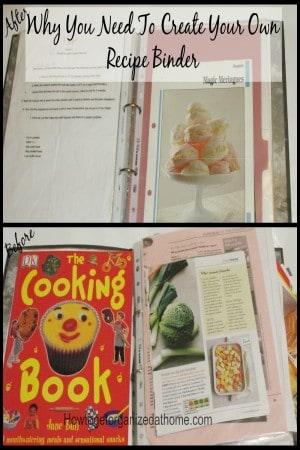 Why You Need To Create Your Own Recipe Binder
