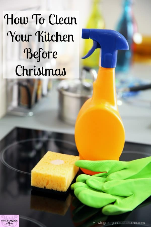 Do you want tips to help make your kitchen sparkle and shine? Know how to use vinegar and baking soda to get that kitchen clean! Grab the free printable to ensure you are ready for the holiday season with a clean kitchen!