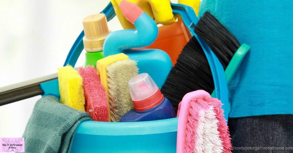 Learn how to clean your home by using these 3 easy principals!