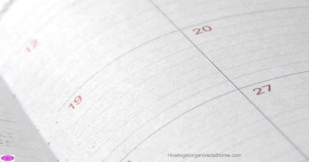 How you use your day planner is important, it will help you organize your life! Here are 10 tips to make the most of your day planner.