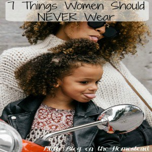 7 Things Women Should Never Wear