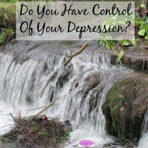 Are you in control of your depression? It is an illness that doesn't just go away, it is something you have to address frequently. Click the link to read!