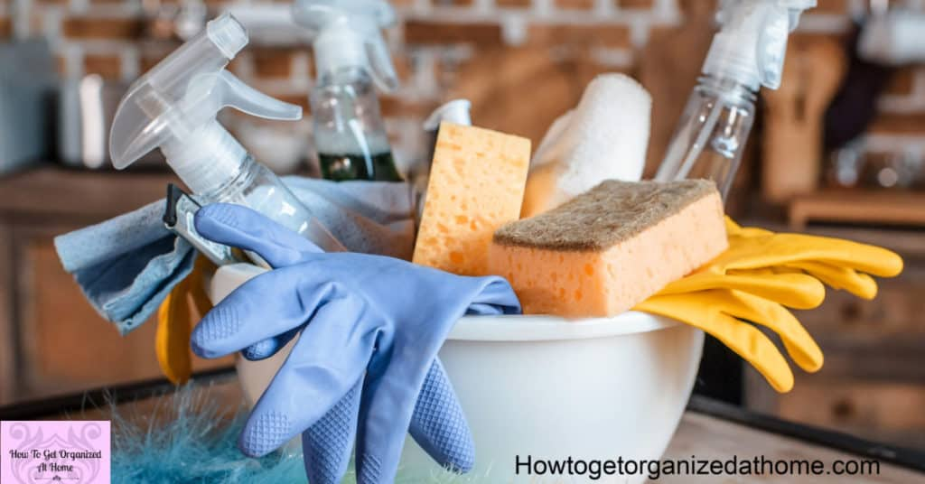 Home cleaning tips and ideas that will keep your home sparkling clean!