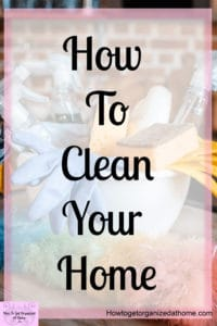 Best home cleaning tips and ideas that will keep your home clean! These hacks will help you keep your home clean and tidy!