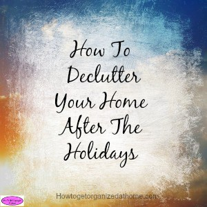 Knowing how to declutter your home is just as important as actually decluttering your home. A plan makes the whole process easier, click the link to read!
