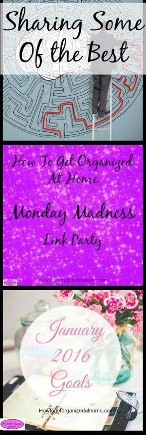 Sharing some of the best articles shared on Monday Madness during January. Click through to enjoy some fabulous content that I am sure you will love!