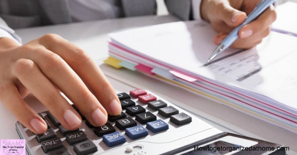 Tips for creating a budget and avoiding some common mistakes!