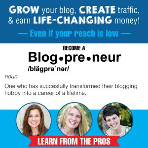 It is possible to make money from your blog, it does take hard work and a lot of time but it is possible to see blogging as a career choice!